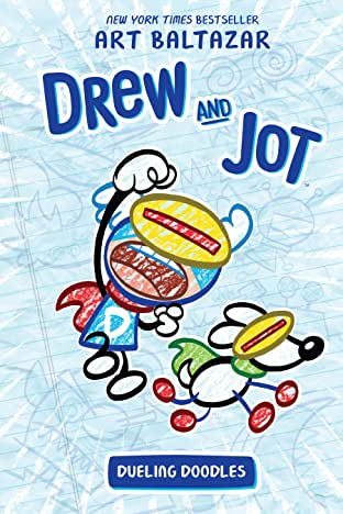 Drew and Jot Vol. 1: Dueling Doodles