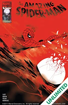 Amazing Spider-Man (1999-2013) #620