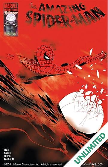 Amazing Spider-Man (1999-2013) #620