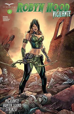 Robyn Hood No.2: Vigilante