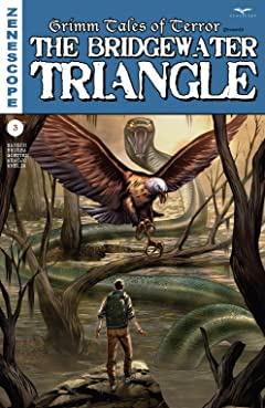 Grimm Tales of Terror #3: The Bridgewater Triangle