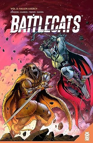 Battlecats Vol. 2: Fallen Legacy