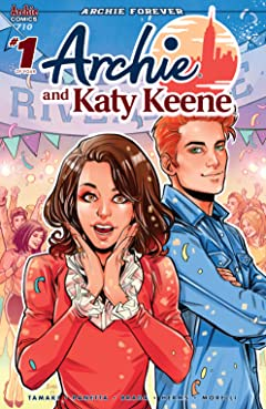 Archie (2015-) (Archie & Katy Keene #1) #710