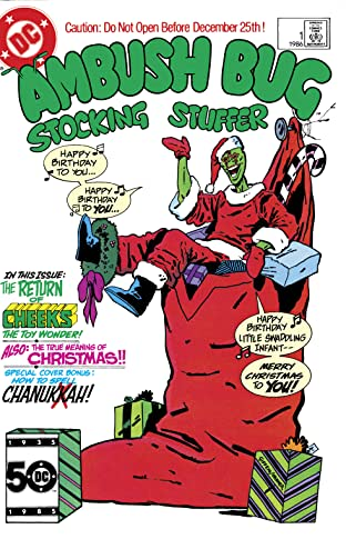 Ambush Bug Stocking Stuffer (1986) #1