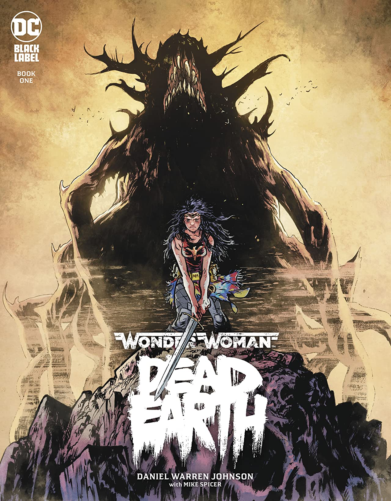 Wonder Woman: Dead Earth (2019-) No.1