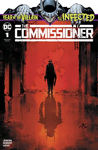 The Infected: The Commissioner (2019) #1
