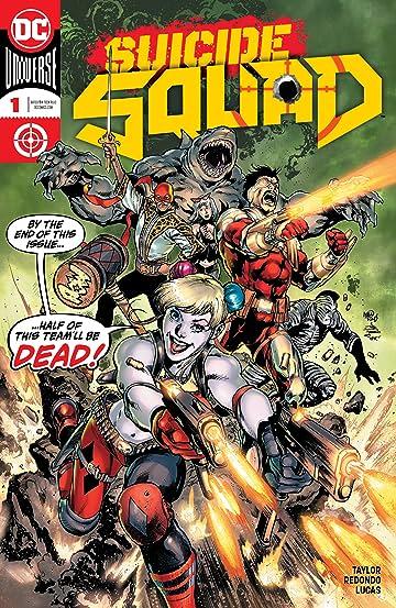 Suicide Squad (2019-) #1