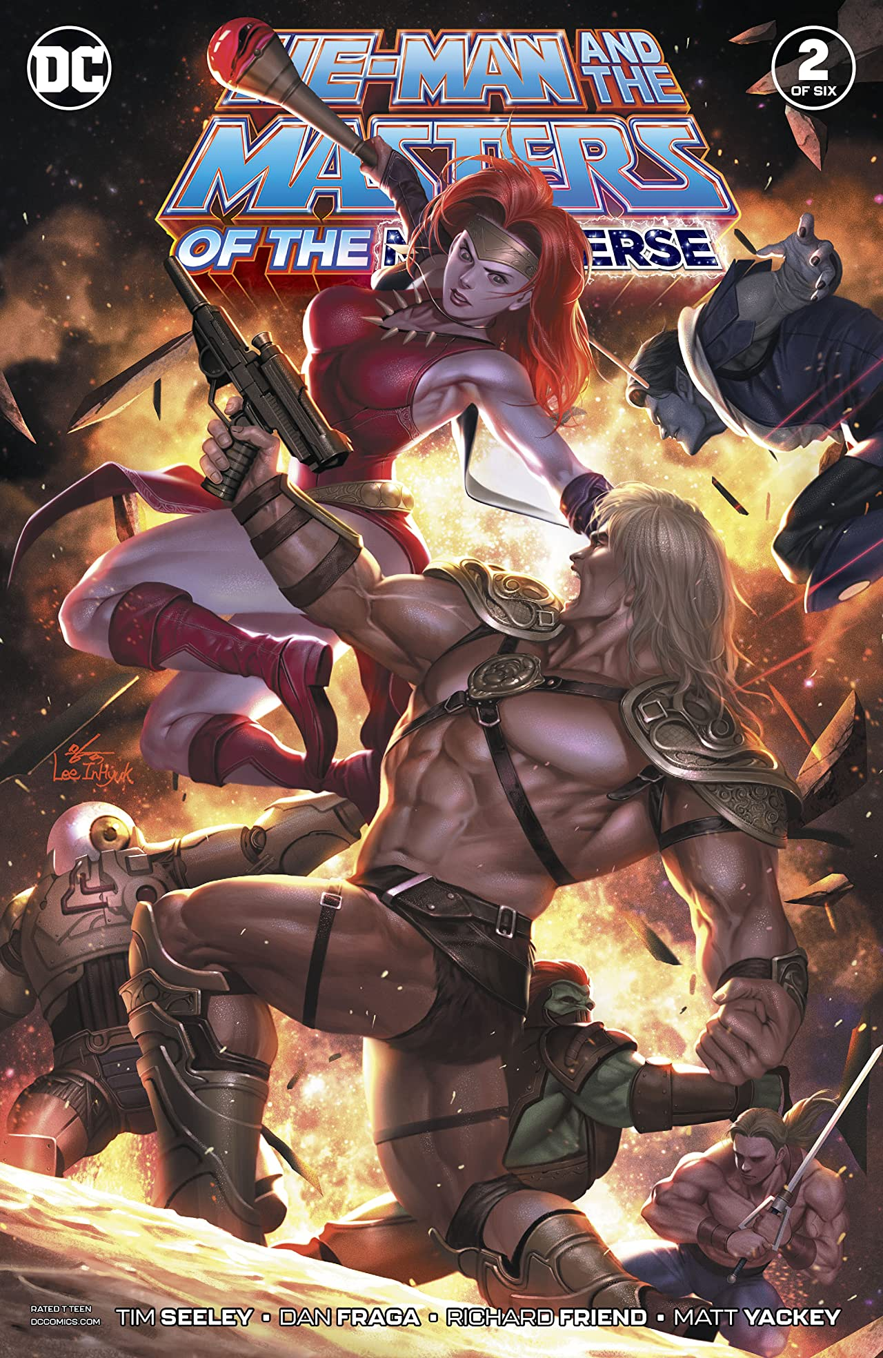 He-Man & the Masters of the Multiverse (2019-) #2