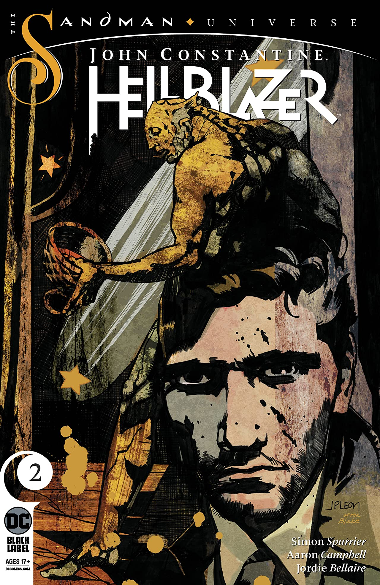 John Constantine: Hellblazer (2019-) No.2