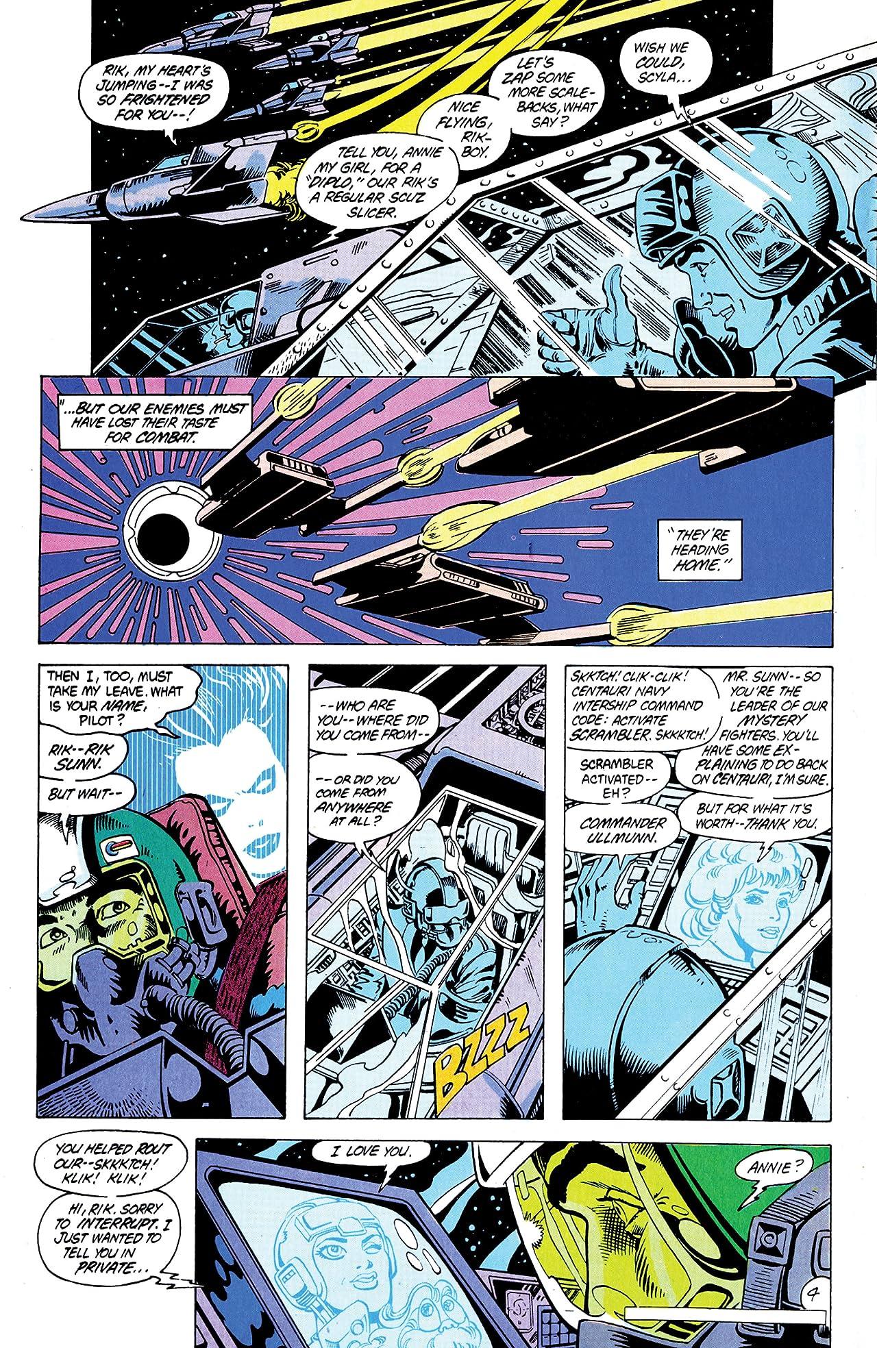 Sun Devils (1984-1985) #3