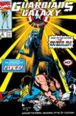 Guardians of the Galaxy (1990-1995) #6