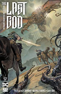 The Last God (2019-) #3