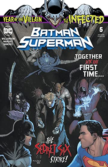Batman/Superman (2019-) No.5