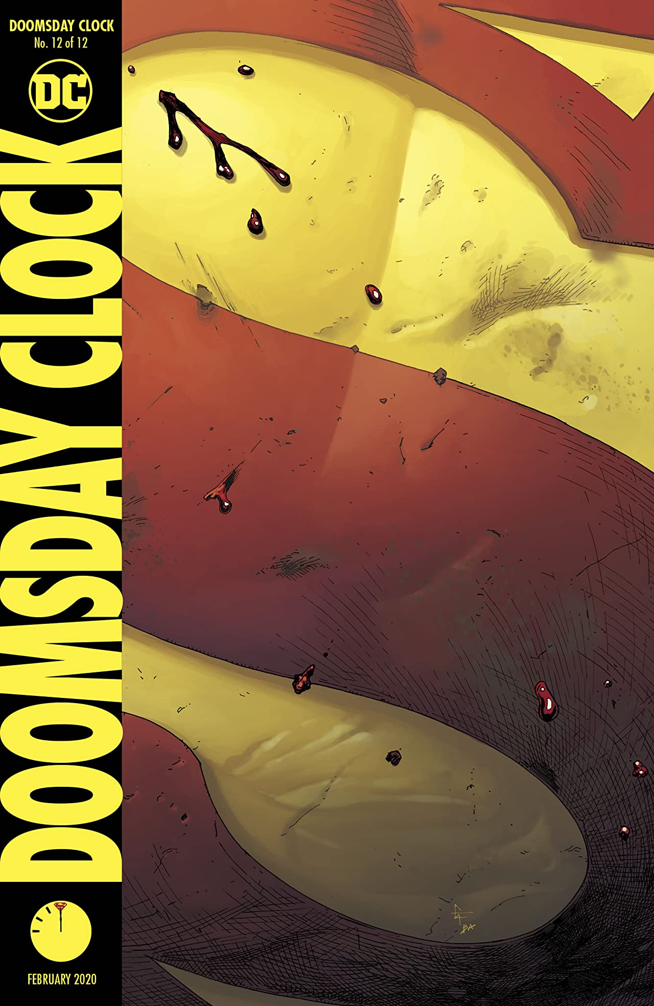Doomsday Clock (2017-) No.12