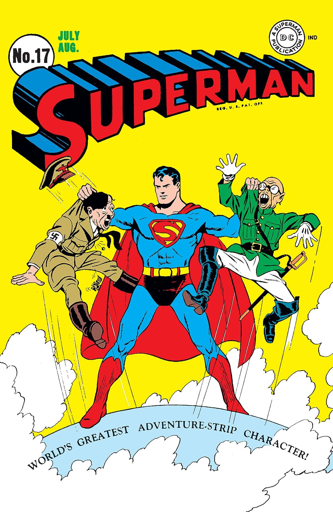 Superman (1939-2011) #17