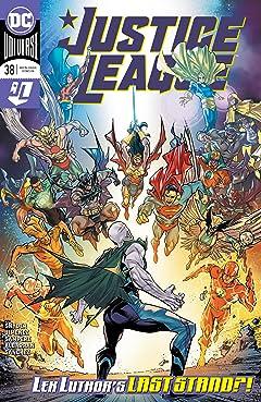 Justice League (2018-) No.38