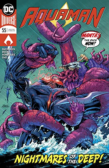 Aquaman (2016-) #55