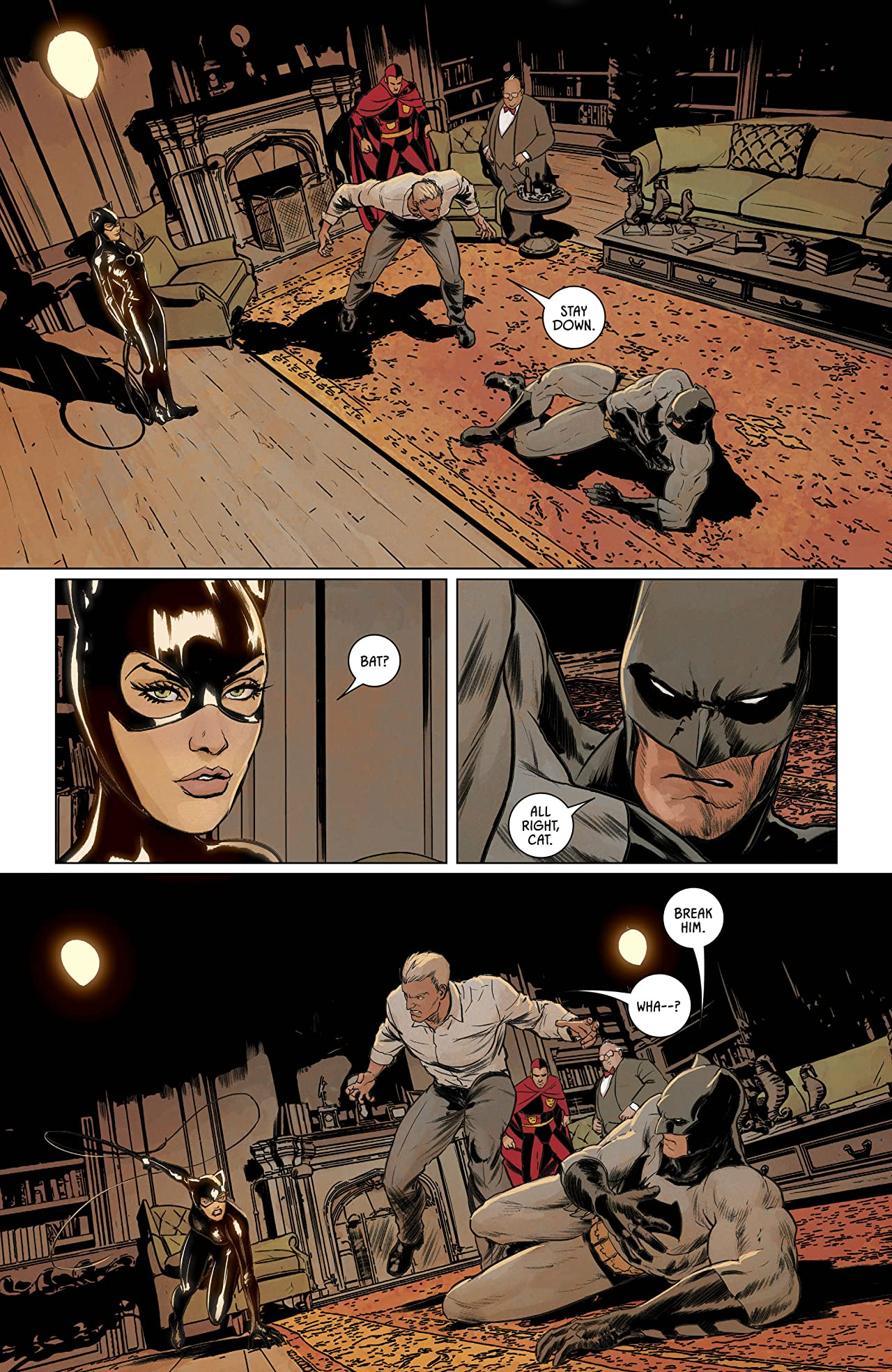 Batman (2016-) #85