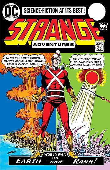 Strange Adventures (1950-1973) #242