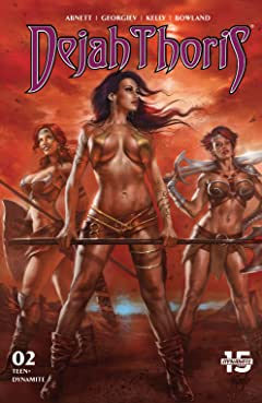 Dejah Thoris (2019-) #2