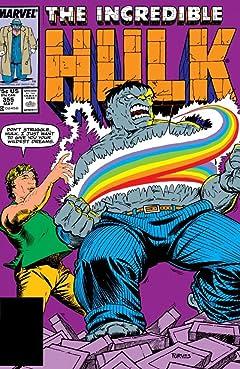 Incredible Hulk (1962-1999) #355