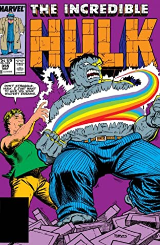 Incredible Hulk (1962-1999) #355