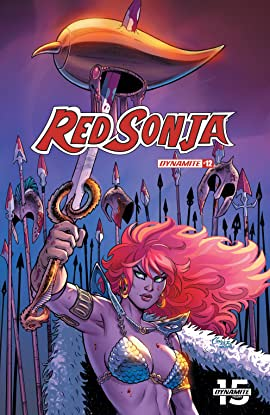 Red Sonja (2019-) #12