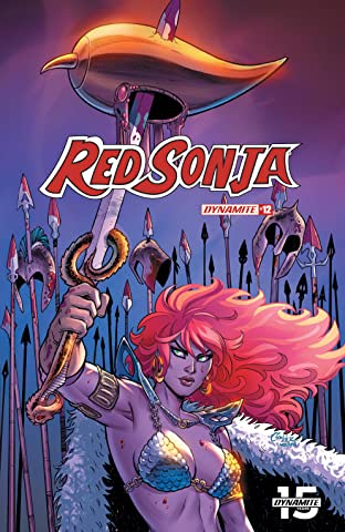 Red Sonja (2019-) No.12
