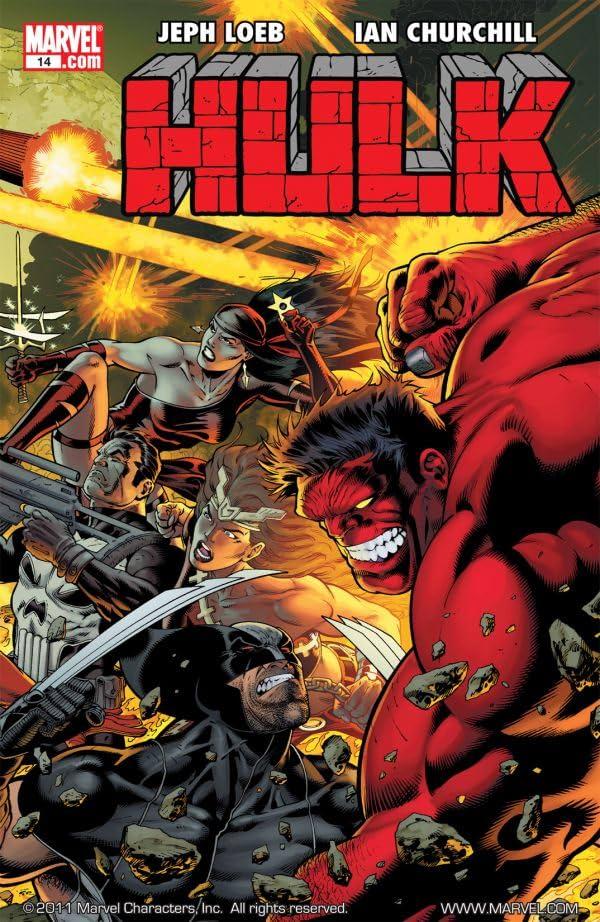 Hulk (2008-2012) #14
