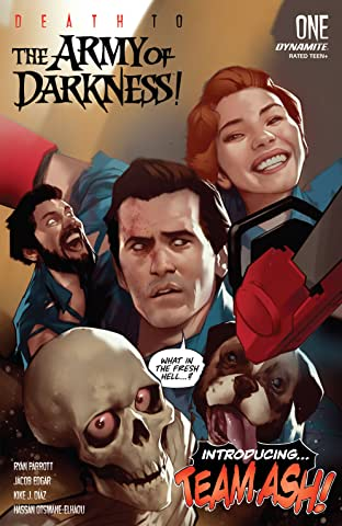 Death To The Army of Darkness No.1