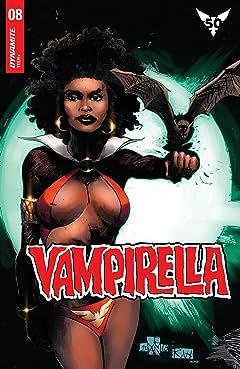 Vampirella (2019-) #8