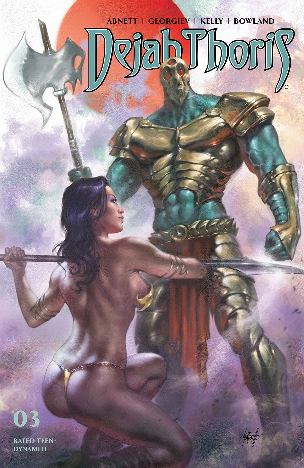Dejah Thoris (2019-) #3