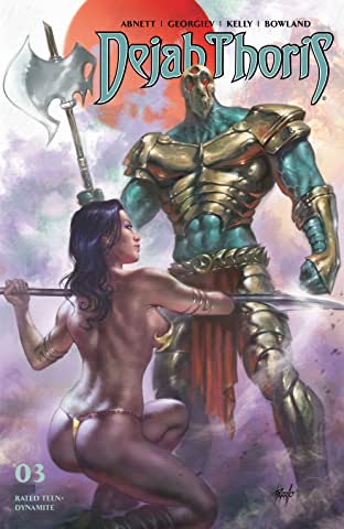Dejah Thoris (2019-) No.3