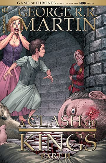 George R.R. Martin's A Clash Of Kings: The Comic Book Vol. 2 #2