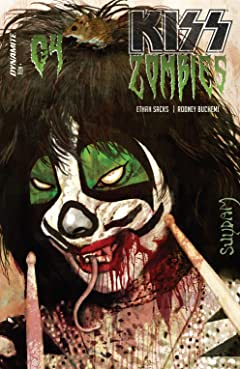 Kiss: Zombies #4