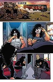 Kiss: Zombies No.4