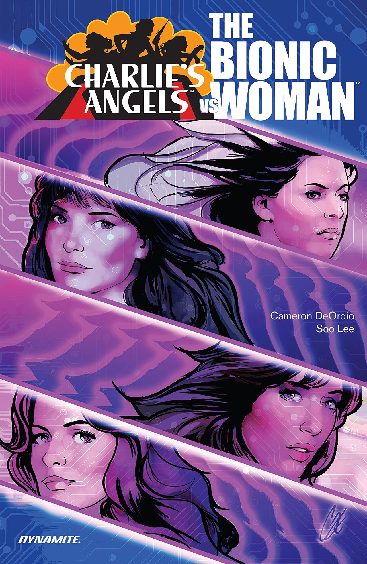 Charlie's Angels vs The Bionic Woman Collection