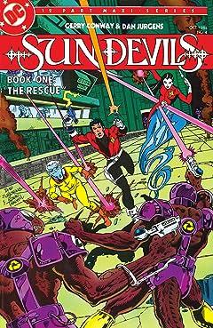 Sun Devils (1984-1985) #4