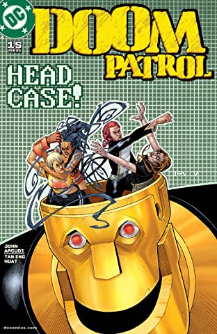 Doom Patrol (2001-2003) No.15