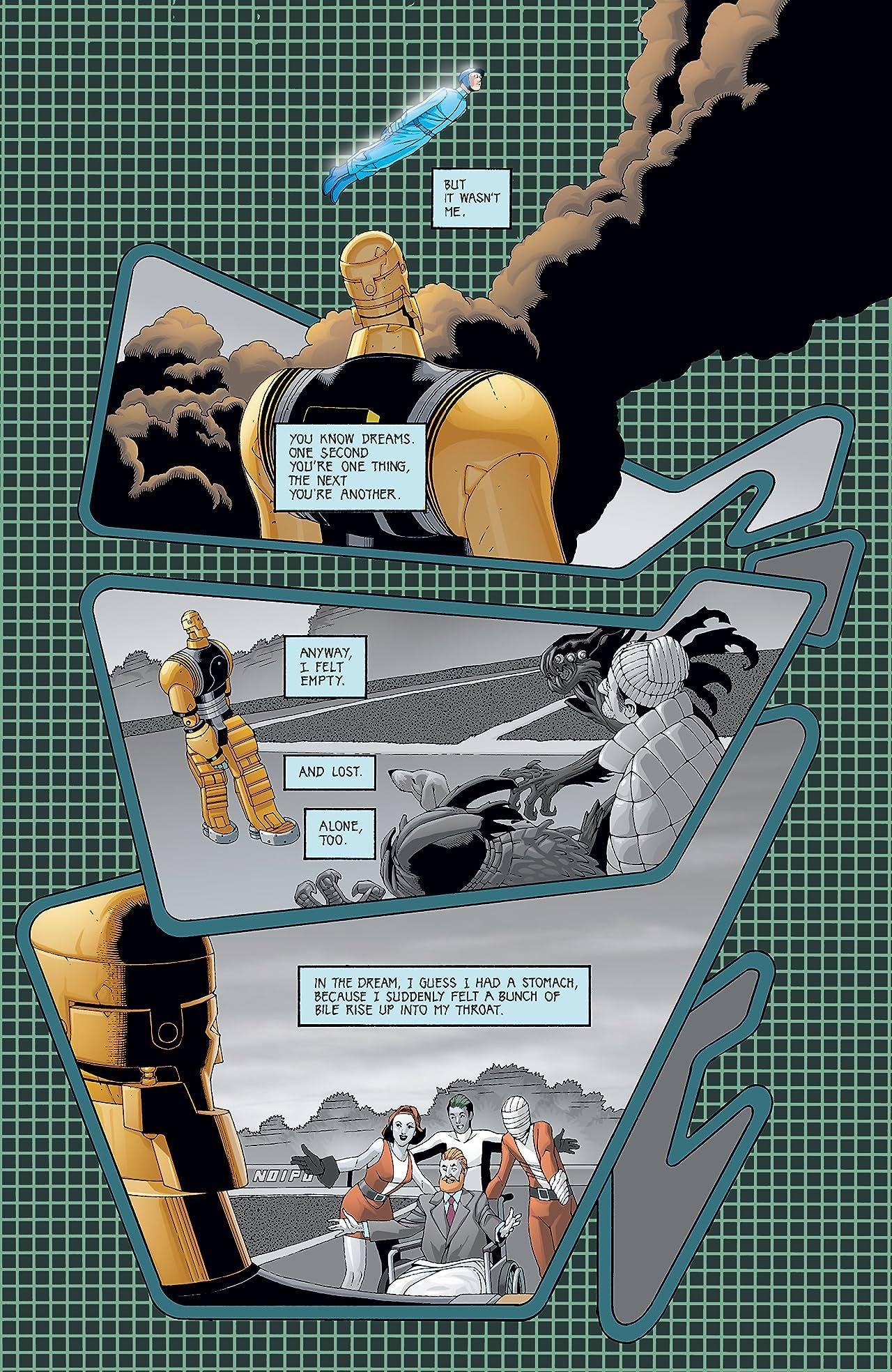 Doom Patrol (2001-2003) #15