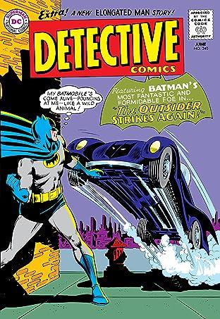 Detective Comics (1937-2011) #340