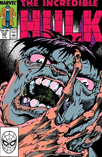 Incredible Hulk (1962-1999) #358