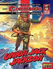 Commando #5287: Union Jack Jackson