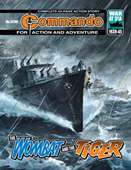 Commando #5289: The Wombat And The Tiger