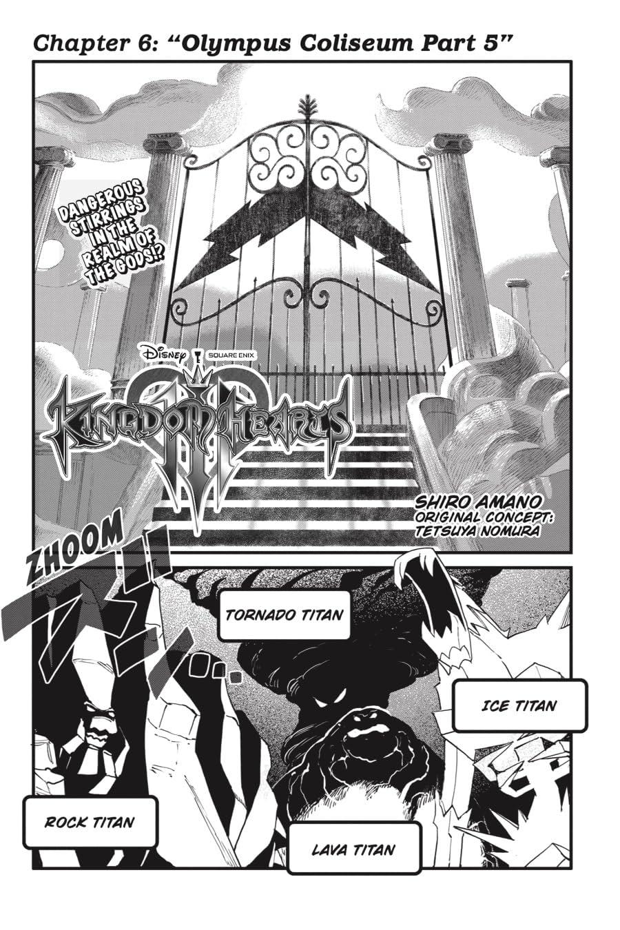 Kingdom Hearts III #6
