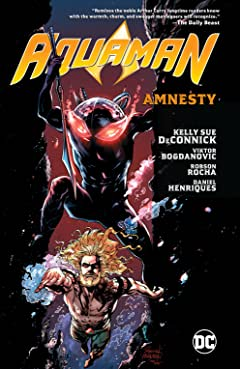 Aquaman (2016-) Vol. 2: Amnesty