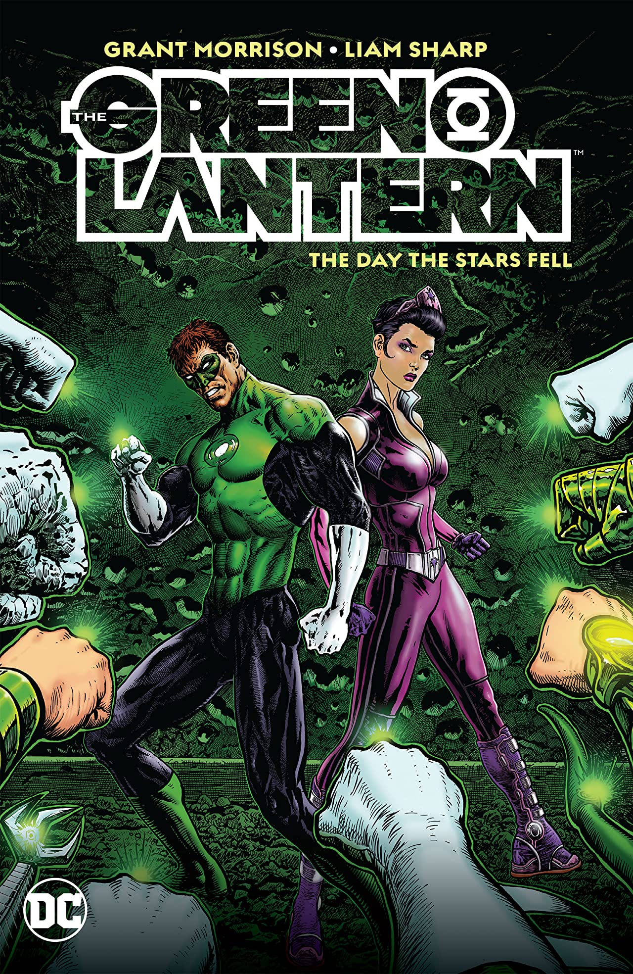 The Green Lantern (2018-) Tome 2: The Day The Stars Fell