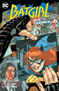 Batgirl (2016-) Vol. 6: Old Enemies