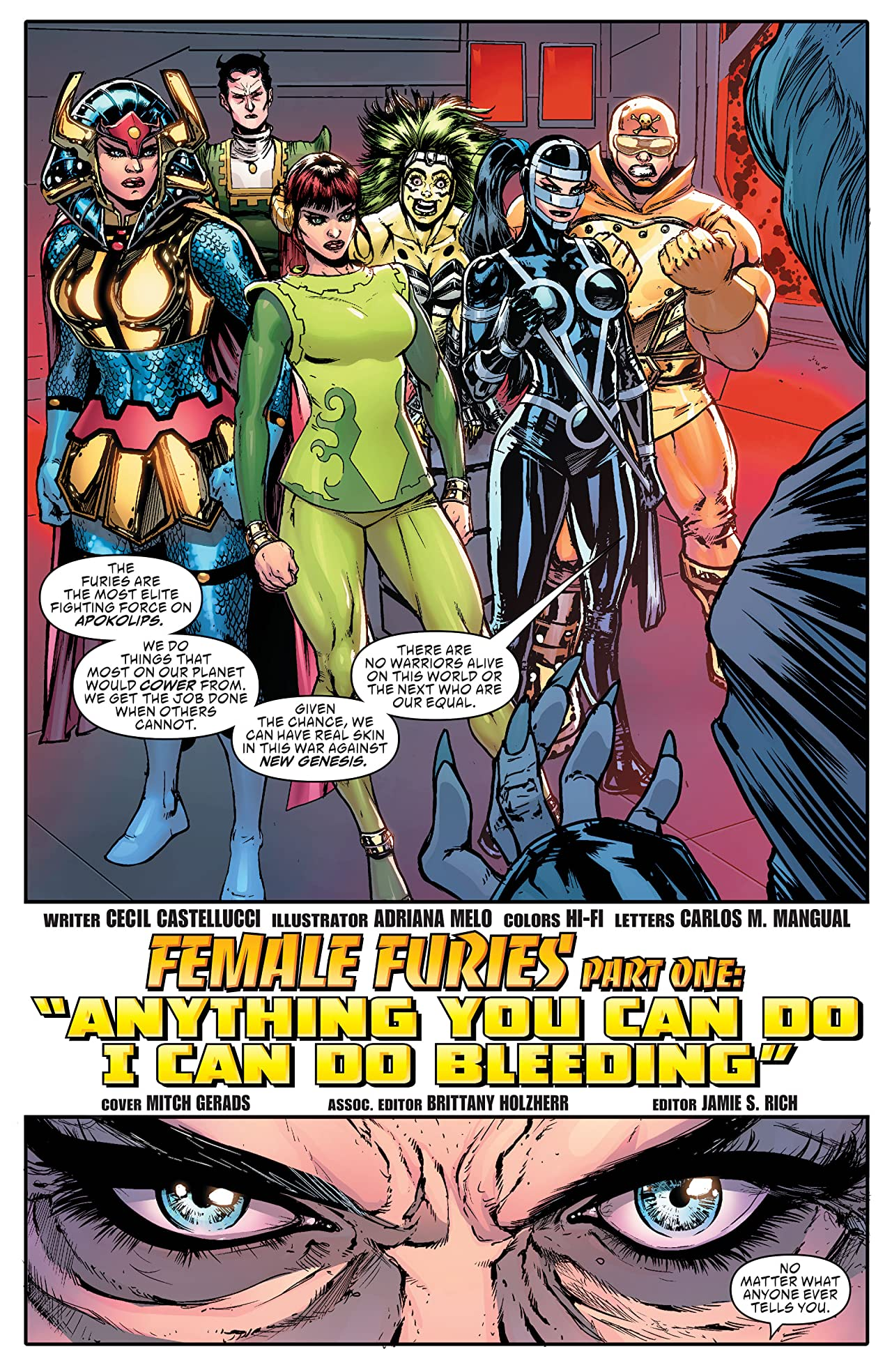 Female Furies (2019)