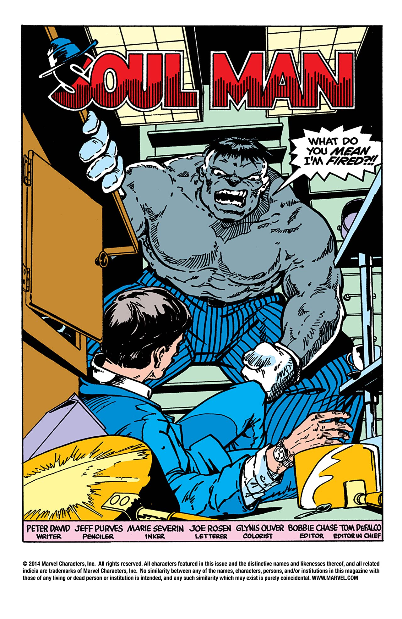 Incredible Hulk (1962-1999) #359